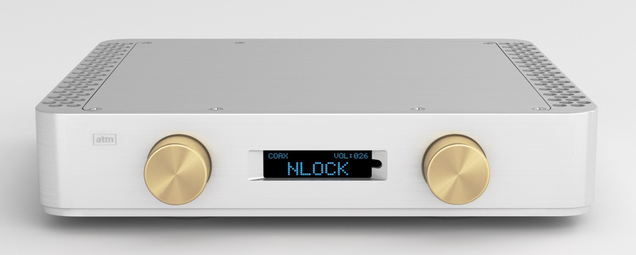 PDAC-1 preamplifier