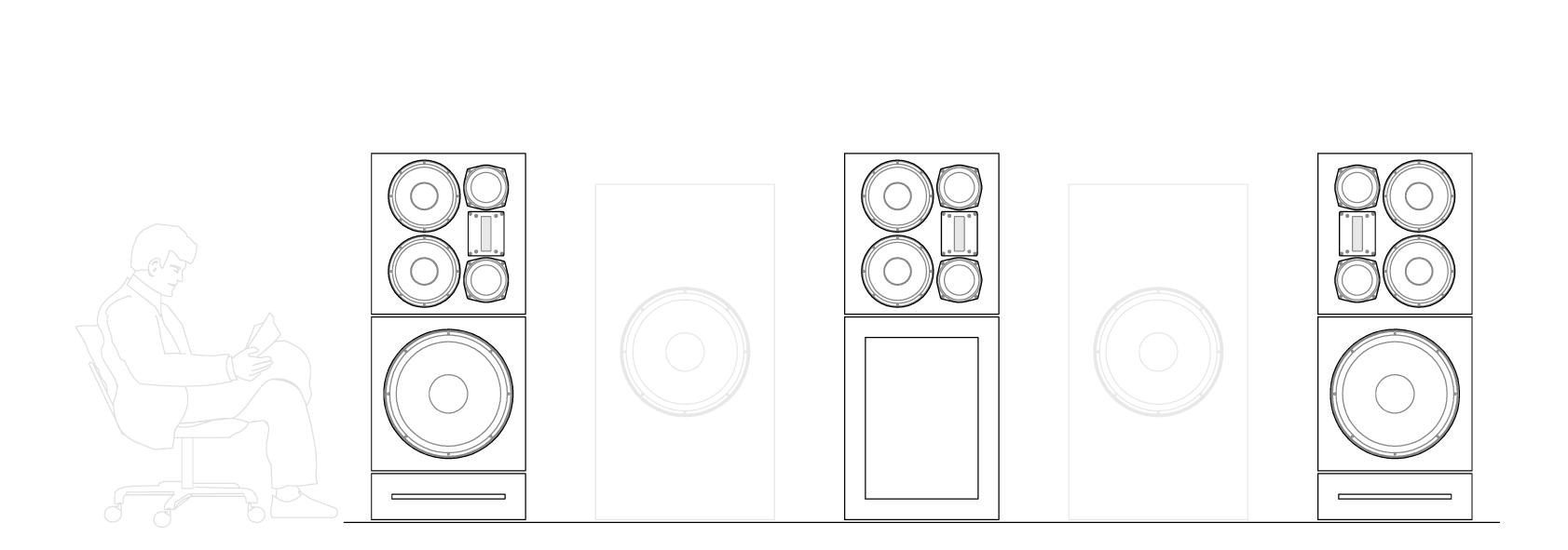 Custom Home Cinema - Design