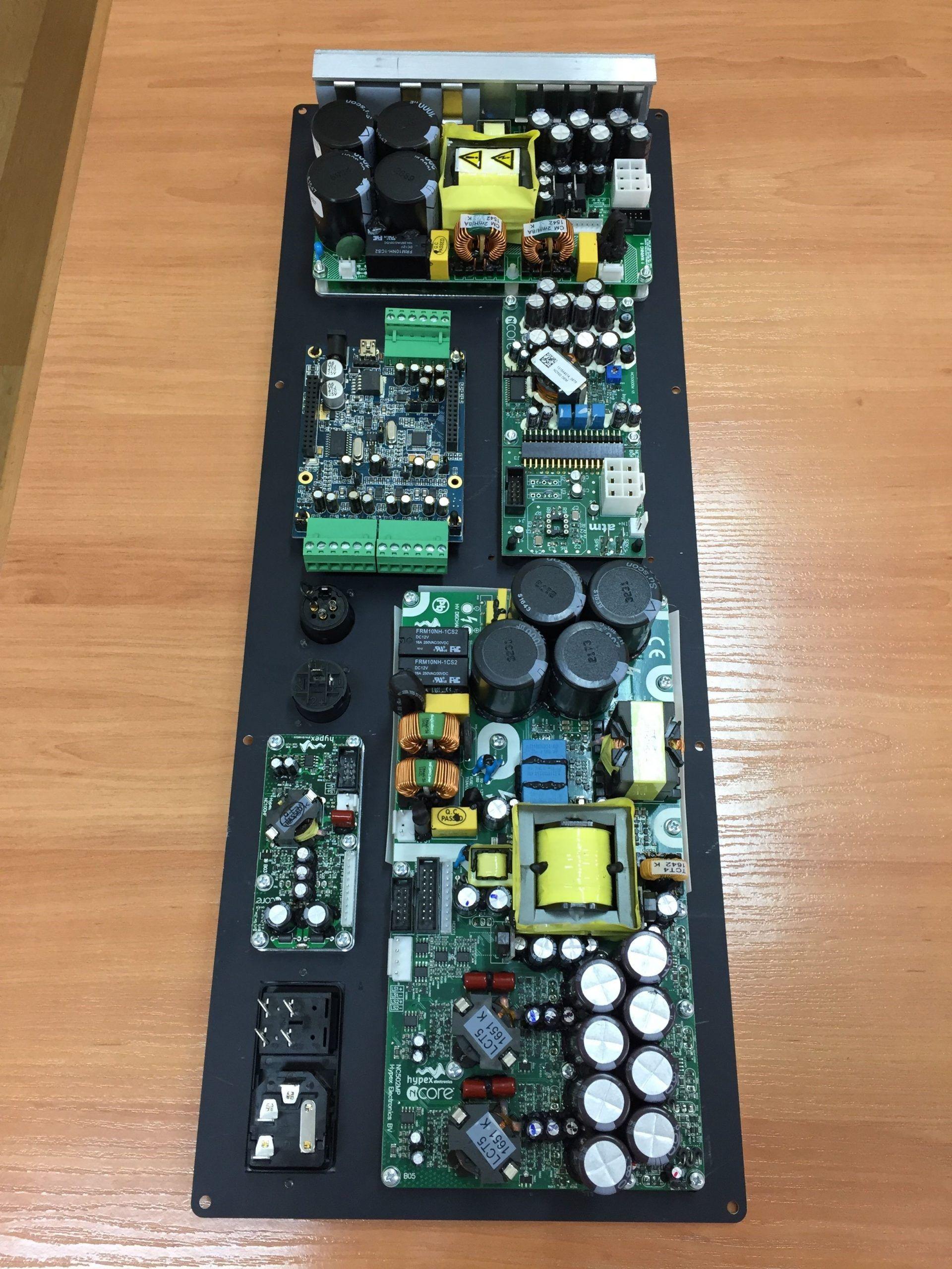 Custom Home Cinema Electronics